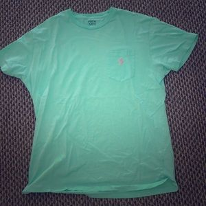Polo Ralph Lauren T shirt, mint green M